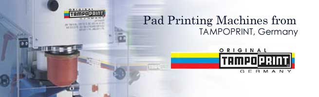How to choose Tampoprint Pad Printing Machines
